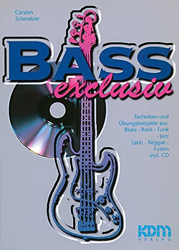 Bass Exclusiv (Buch & CD)