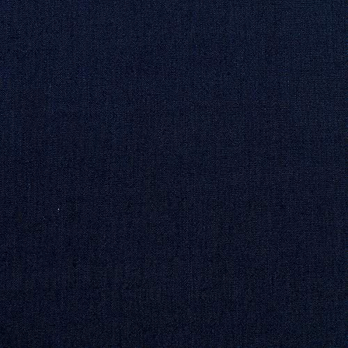 Ben Textiles 60in Poly Cotton Broadcloth Navy Fabric By The Yard