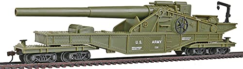 HO Big Cannon voiture, US Army
