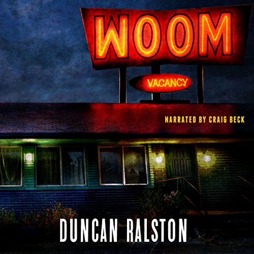 Woom audiobook cover art
