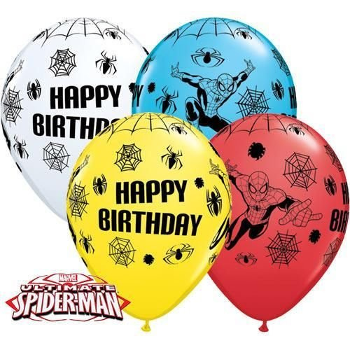 Marvels Ultimate Spiderman Joyeux Anniversaire 11 \