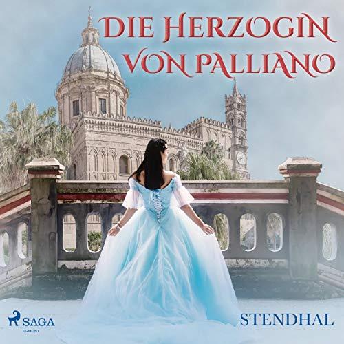 Couverture de Die Herzogin von Palliano