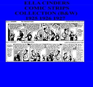 ella cinders comic strip