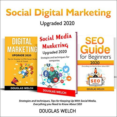 Social Digital Marketing Upgraded 2020 cover art
