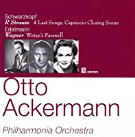 Wagner: Wotan's Farewell by OTTO PHILHARMONIA ORCHESTRA / ACKERMANN