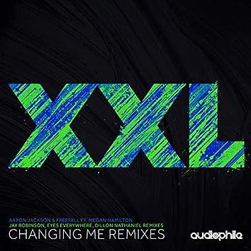 Changing Me (feat. Megan Hamilton)
