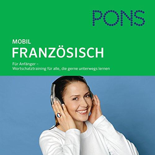 PONS mobil Wortschatztraining Französisch audiobook cover art