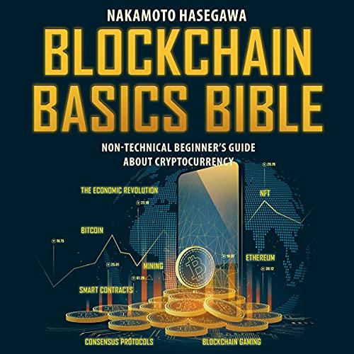 Blockchain Basics Bible cover art