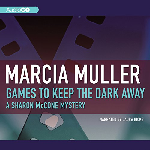 Games to Keep the Dark Away audiobook cover art