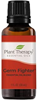 Plant Therapy Germ Fighter Essential Oil Blend 100% Pure, Undiluted, Natural..
