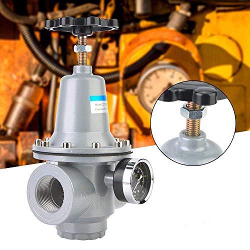 LHQ-HQ. G1 1/4 Luftdruckregler, 0.05-0.85MPa Air Gas-Druckregelminderer Luftfilter Druckregler Pneumatische Druckregel mit Manometer