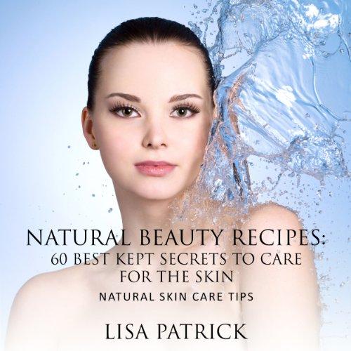 Natural Beauty Recipes cover art