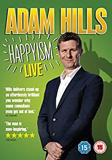 Adam Hills - Happyism