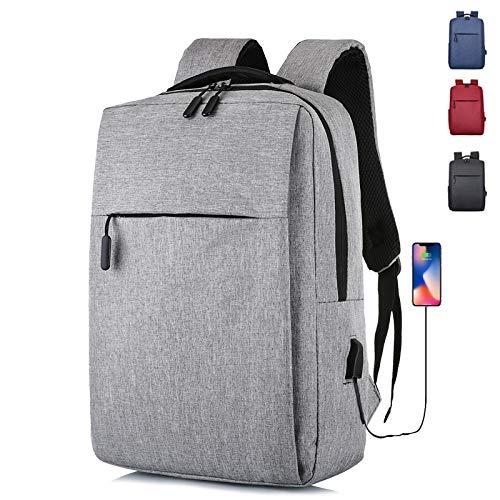Intramachine, Schultasche, USB-Rucksack, Freizeit-Business-Computer, Men's Notebook Rucksack
