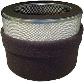 Solberg376P Paper Filter Cartridge, Blower, Vacuum Pump, 14-1/2