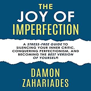 The Joy of Imperfection cover art