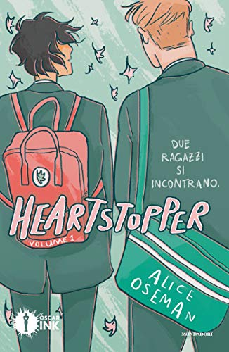 Heartstopper - Volume 1 di [Alice Oseman]