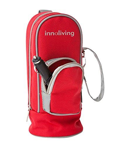 Innoliving INN inn-305Flaschenwärmer Auto, Rot