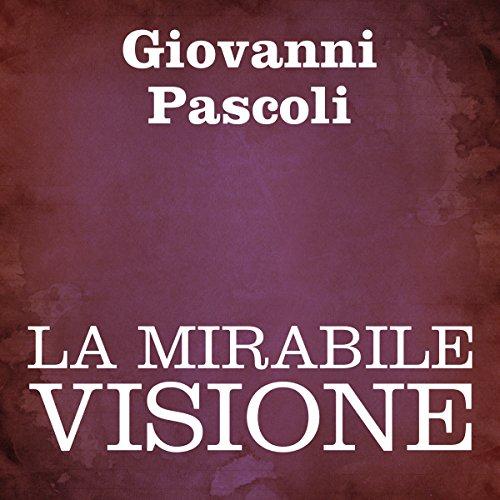 La mirabile visione [The Wonderful Vision] audiobook cover art