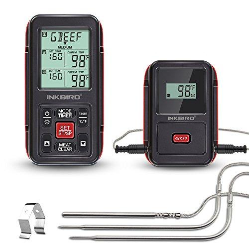 Inkbird IRF-2S Termometro Wireless...