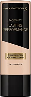 Max Factor Lasting Performance Foundation, 101 Ivory Beige, 35 ml