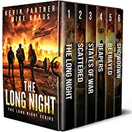The Long Night Box Set: The Complete The Long Night Series - Books 1-6 by [Kevin Partner, Mike Kraus]