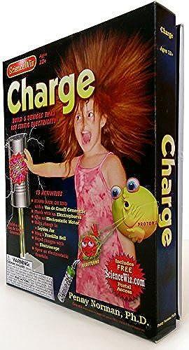 ScienceWiz - Charge  Activity Kit by Science Wiz