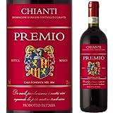 赤ワイン 辛口 プレミオ イタリア キャンティー 11 赤 750ml 1本