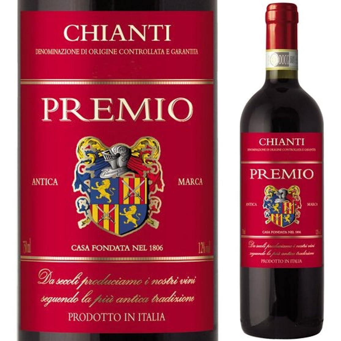 弁護士圧倒するに沿ってプレミオ キャンティ 750ml 1本 【イタリア/赤ワイン/辛口】