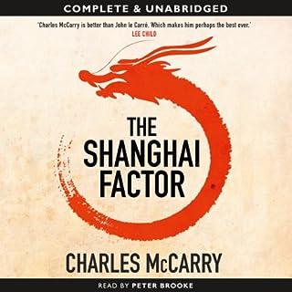 The Shanghai Factor cover art