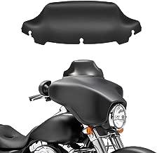 Windshield Windscreen 4.5 Inch for Touring Electra Glide Street Glide 2014-2019 Black
