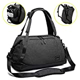 ITSHINY Gym bag, Sports Bag, Sport Duffel bag, 50L Travel Duffel Bag, Gym