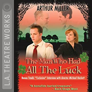 The Man Who Had All the Luck audiobook cover art