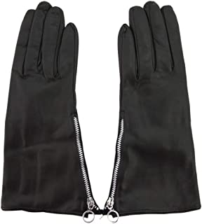 Luxury Fashion   Sermoneta Gloves Womens SG0223114010 Black Gloves   Spring Summer 19