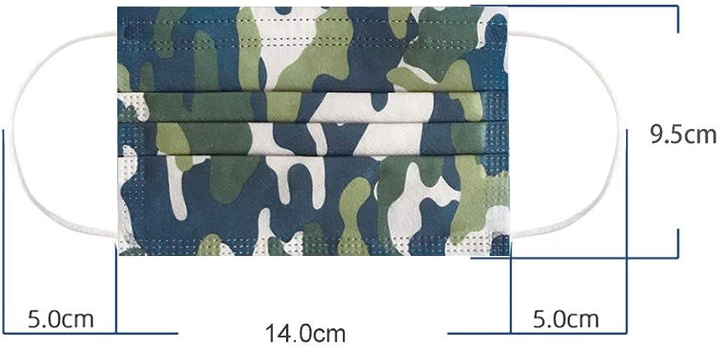 Zarupeng 10//20//30//40//50//100 St/ück Kinder Camouflage M/ädchen Jungen Outdoor Aktivit/äten Schulanfang