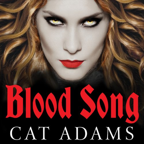 Blood Song audiobook cover art