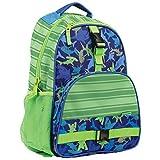 Stephen Joseph girls Shark Backpack, Shark, One Size US