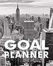 GOAL PLANNER: yada yada yada….. look, all you need to know is I got you covered here.. but if you want details Keep action steps for your goals in ... section!! 120 Pages. monthly breakdown etc