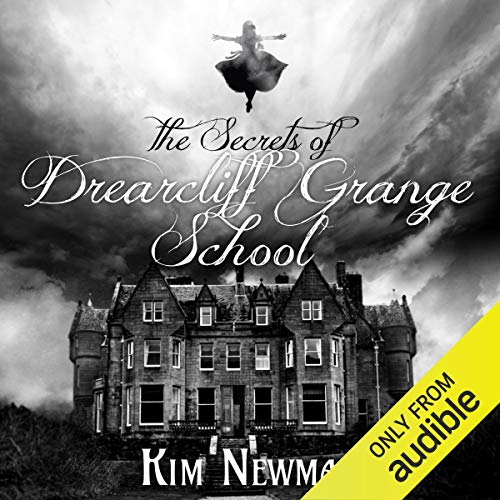 『The Secrets of the Drearcliff Grange School』のカバーアート
