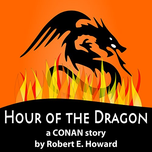 The Hour of the Dragon cover art