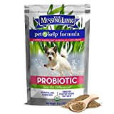 The Missing Link - Organic Pet Kelp, Probiotic Formula — Limited ingredient Superfood Supplement for Dogs rich in balanced Omegas 3, 6, and 9  and probiotics to support digestion and nutrition health —  8 ounces