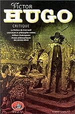 Oeuvres complètes - Critique : La Préface de