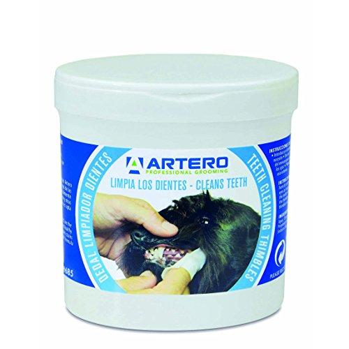 Artero Dedales Limpiadores dientes perros gatos