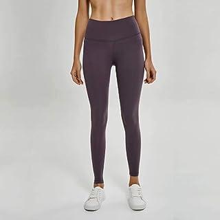 Spring and Summer High Waist Yoga Pants Female Hips High Waist Shaping Running Motion Fitness Pants,Dark Grey(4)