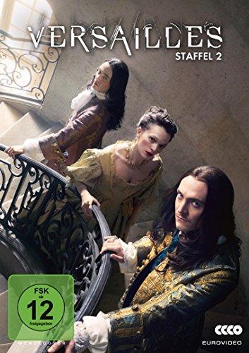 Versailles - Staffel 2 [4 DVDs]