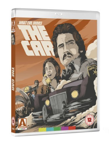 The Car 1977 NON-USA FORMAT Blu-Ray OFFicial store specialty shop United Reg.B Import -