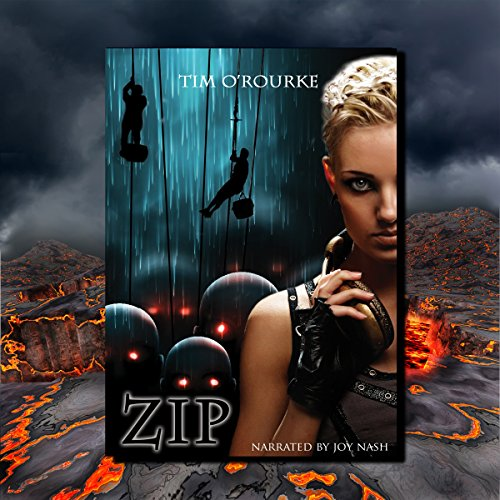 Zip audiobook cover art