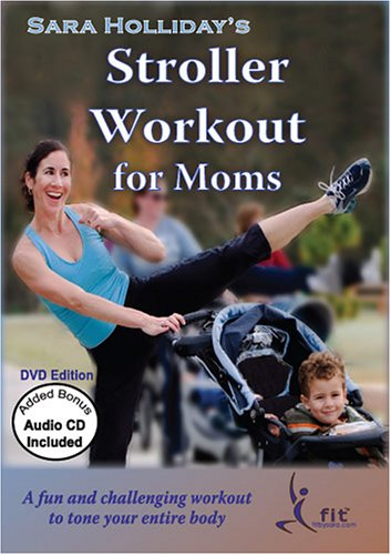 Sara Holliday's Stroller Workout for Moms(DVD)