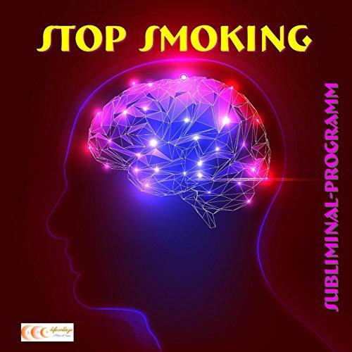 Stop smoking audiobook cover art