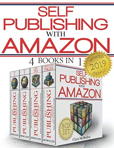 Compare Textbook Prices for Self-Publishing with Amazon 4 Books in 1  ISBN 9781503184206 by McMullen, Chris